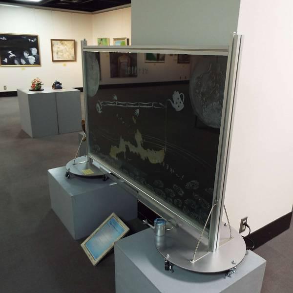第35回沖縄平和美術展 展示品